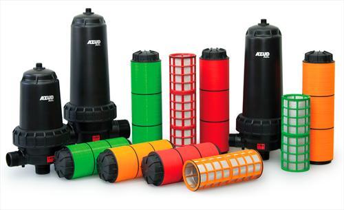Фильтры AZUD HF AGL с ручной промывкой